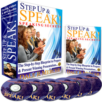 Step Up and Speak